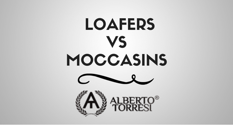 Loafers Vs Moccasins