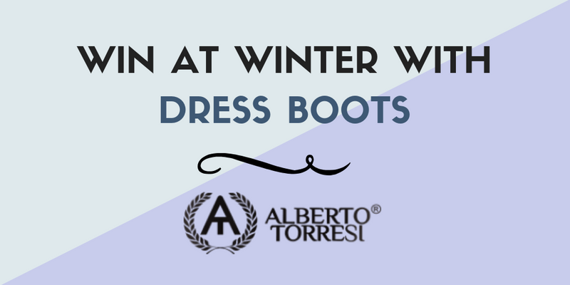Win at Winter with Dress Boots