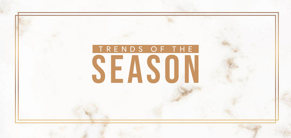 The upcoming trends of AW '20