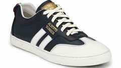 MEN TOBEY WHITE & BLUE SNEAKERS