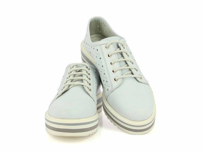 Alberto Torresi White Women Sneakers