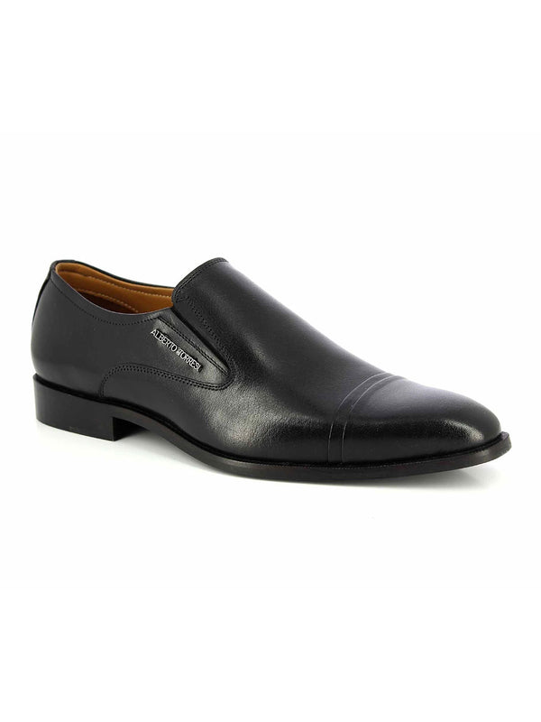 Alberto Torresi Adel BLACK Formal Shoe