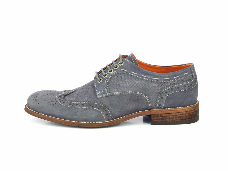 Alberto Torresi Carter Navy Formal Shoe