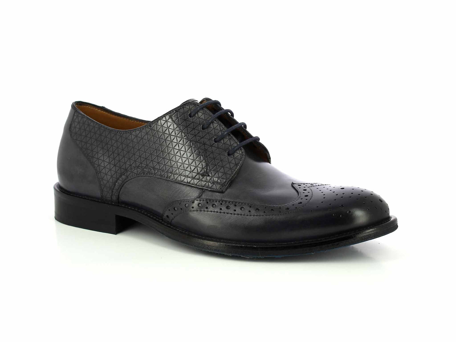 Alberto Torresi Hugo Grey Formal Shoe