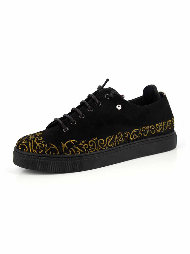 Alberto Torresi Agnolit BLACK GOLDEN Shoe
