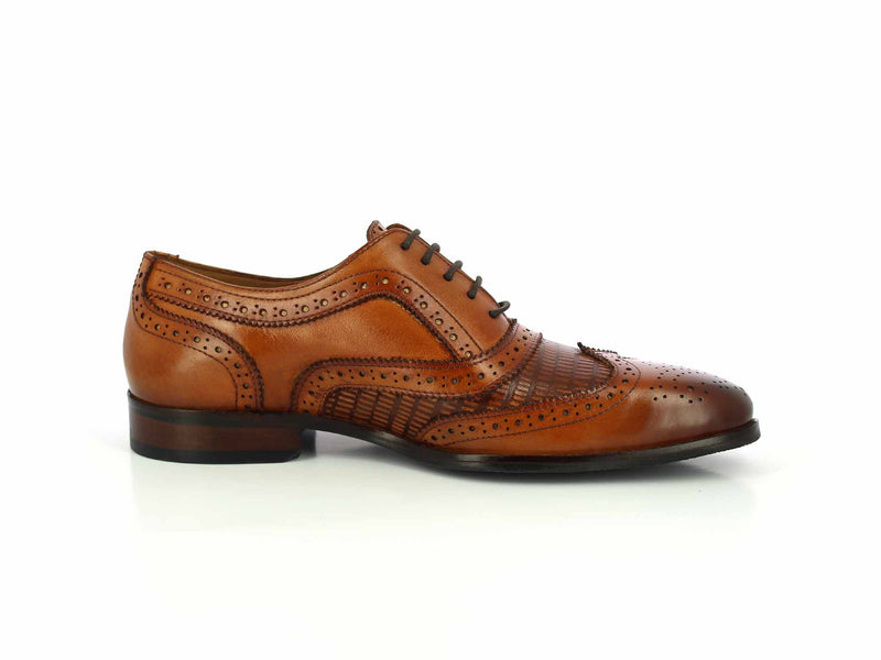 Alberto Torresi Xavier Tan Formal Shoe