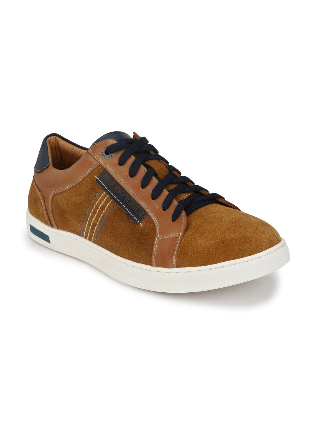 Alberto Torresi Ludwig LION+TAN+BLUE Casual Shoe
