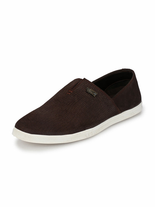 Alberto Torresi Leo DARK BROWN Casual Shoe
