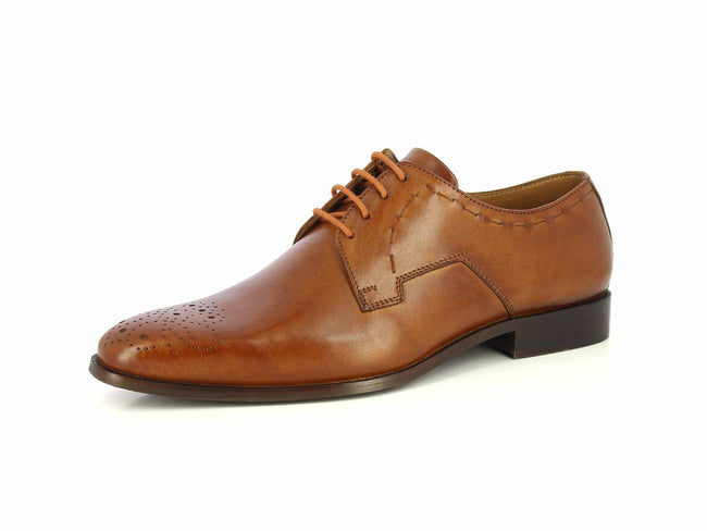 Alberto Torresi Edel Tan Formal Shoe