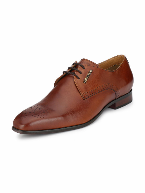 Alberto Torresi Tobias Tan Formal Shoes