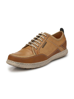 Alberto Torresi Men's Hobbart Brown Casual Shoes