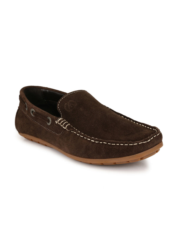 Alberto Torresi Benny Brown Casual Shoes
