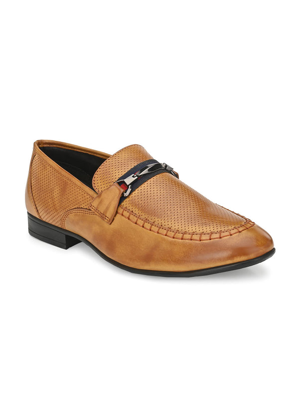 Alberto Torresi Tan Formal Shoes