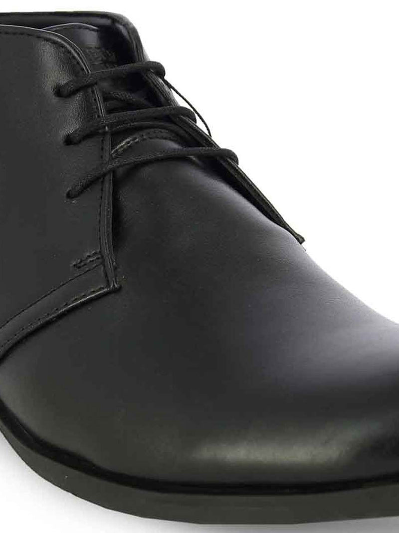 Alberto Torresi Men'S Jakoba Black Formal Boots