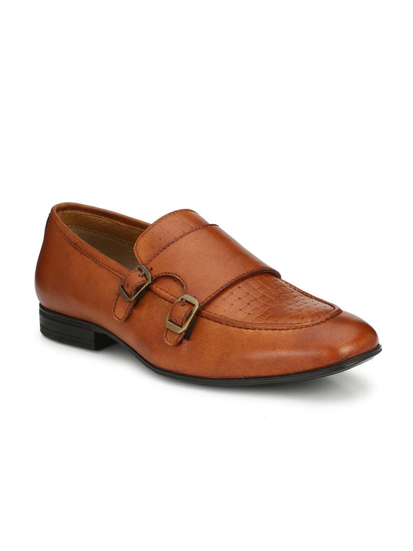 Alberto Torresi Men Luca Double Monk Strap Shoes