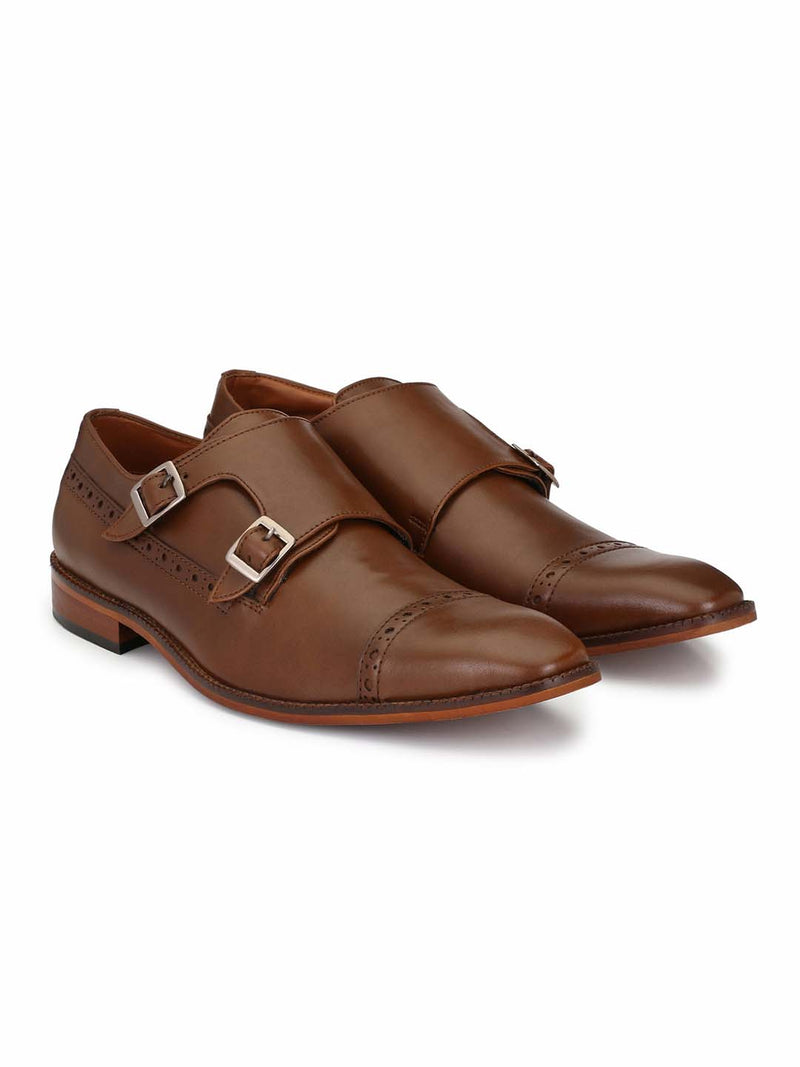 Alberto Torresi Men Arthur Monk Shoes