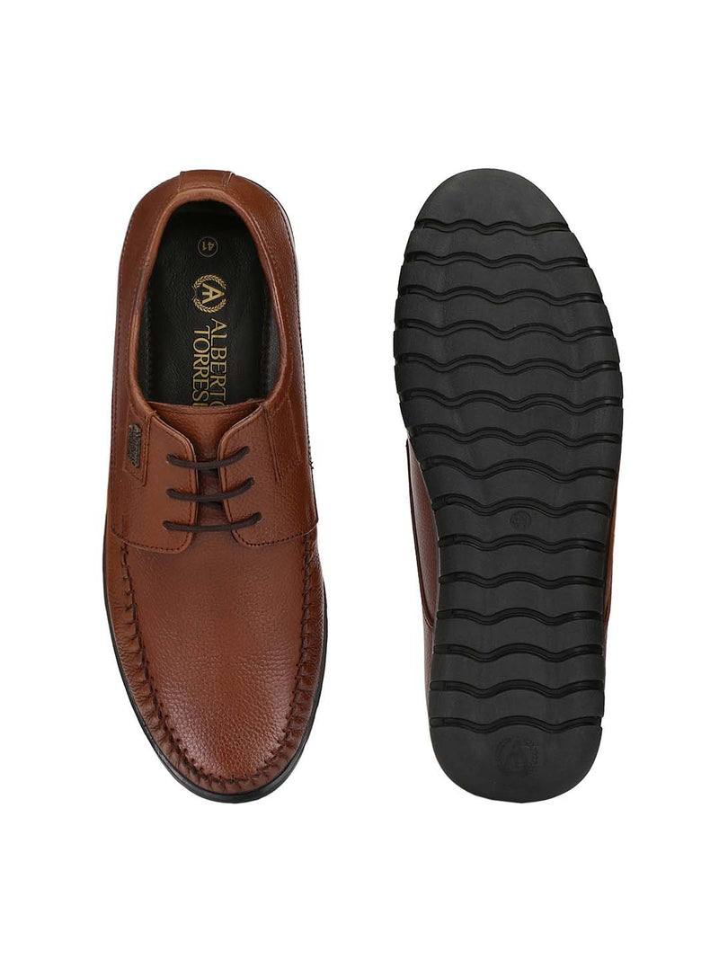 Alberto Torresi Men Kingsley Lace Up Shoes