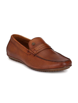 Alberto Torresi Men Joaquin Cleated Sole Penny Loafers
