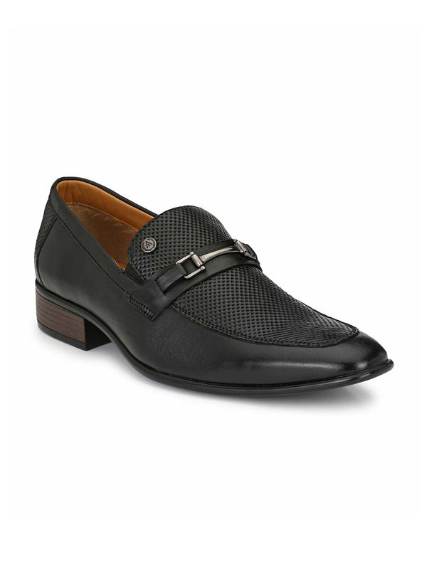 Alberto Torresi Alistair Buckled Formal Shoes