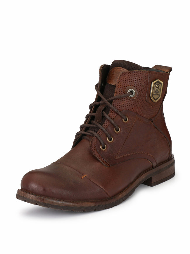 Alberto Torresi Men Eli High-Top Boots