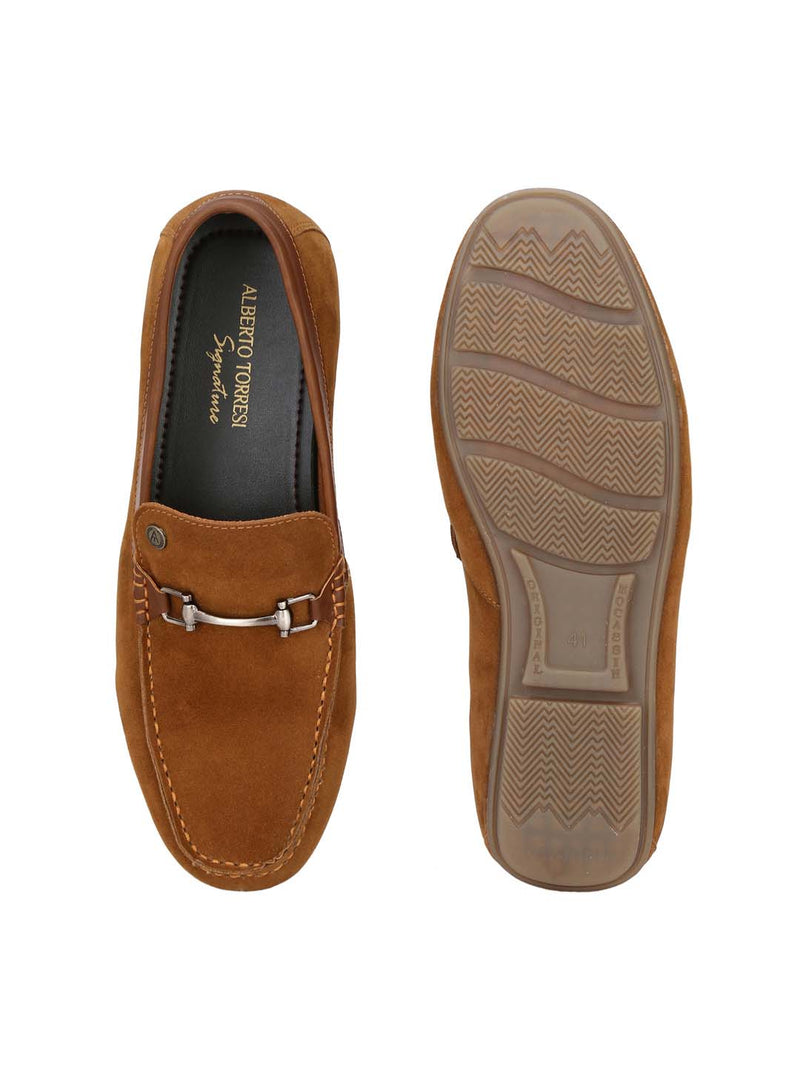 Alberto Torresi Men Tadeo Tan Shoes