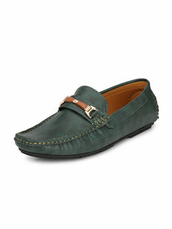 Alberto Torresi Mens Adrian Dyed Look Loafers