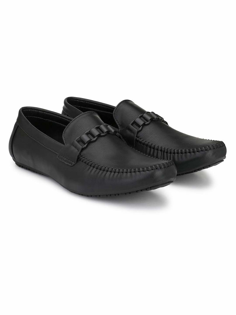 Alberto Torresi Men'S Gregory Ruched Loafers