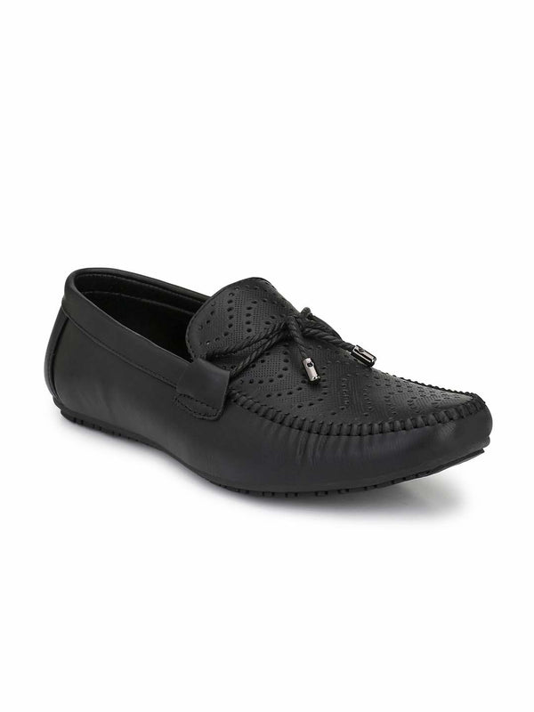 Alberto Torresi Mens Giles Loafers With Lace