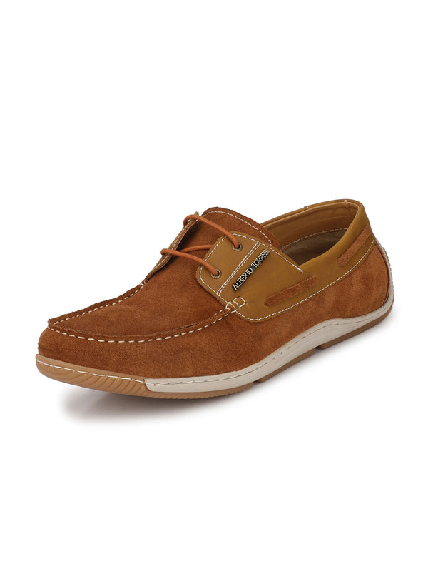 Alberto Torresi Cole TAN Casual Shoe
