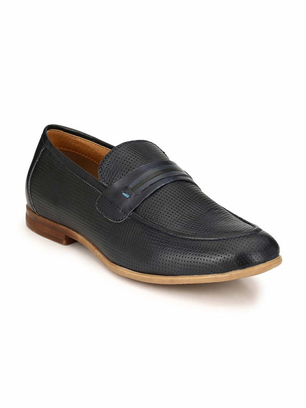 Alberto Torresi Tomasso  Blue Formal Shoes