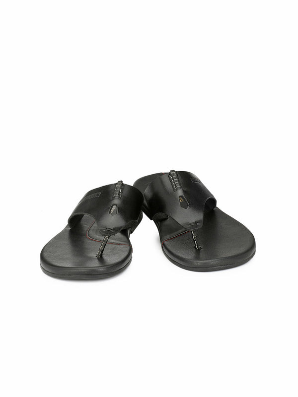 Alberto Torresi Tropical BLACK Slippers