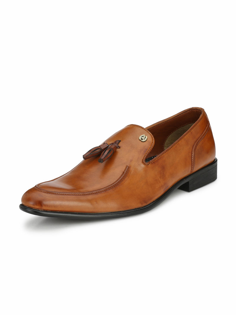 Alberto Torresi Men Teodor Tan Shoes