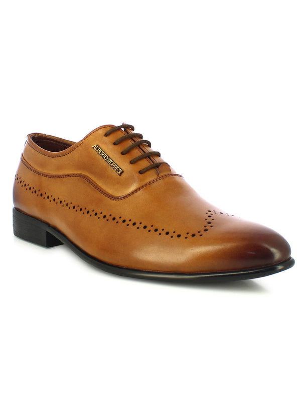 Alberto Torresi Men Teyo Tan Shoes