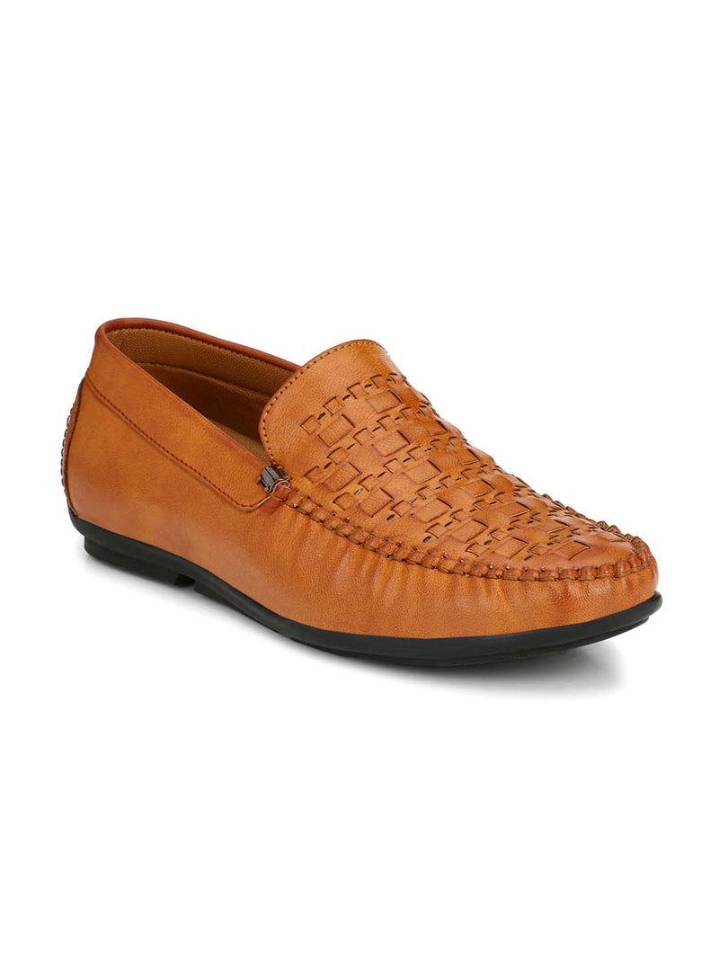 Alberto Torresi Men Tavio Tan Shoes