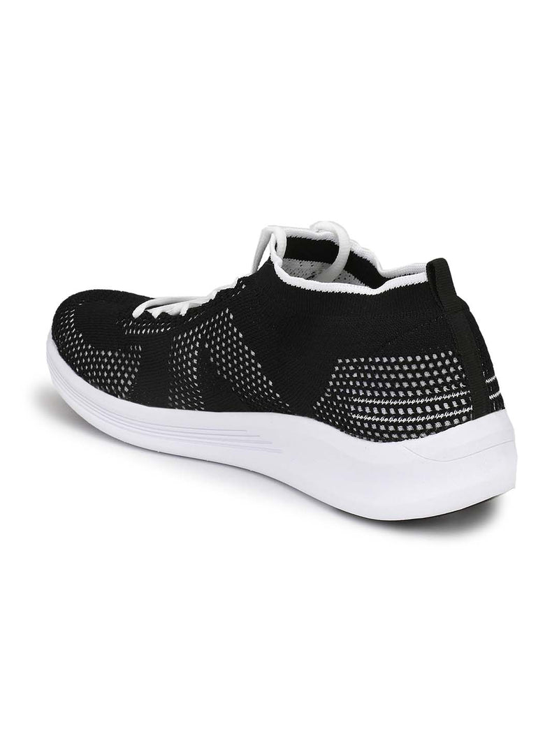 Alberto Torresi Men'S Miles Black Sneakers