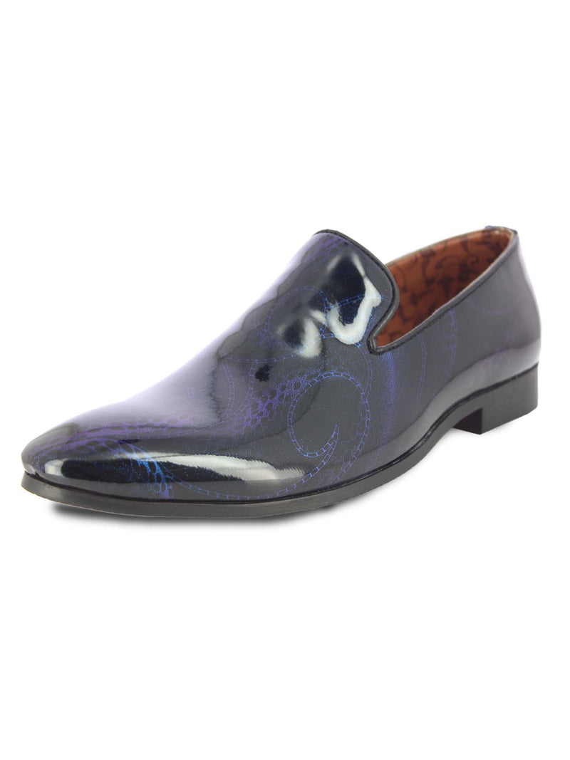 Alberto Torresi Men'S Wilson Blue Formal Shoes
