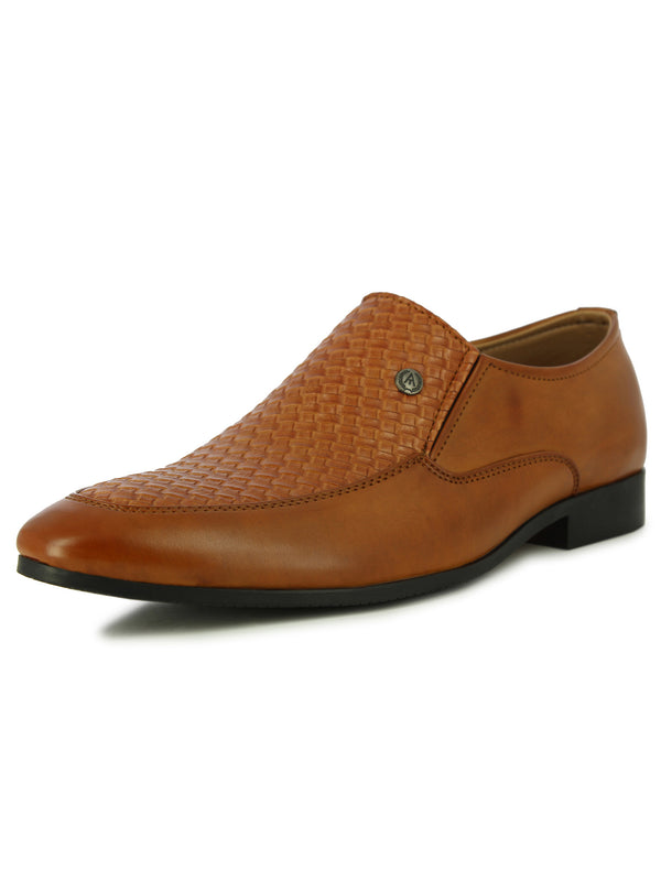 Alberto Torresi Men'S Megan Tan Formal Shoes