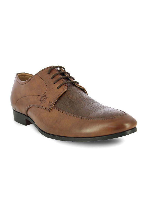 Alberto Torresi Men'S Bethany Brown Formal Shoes