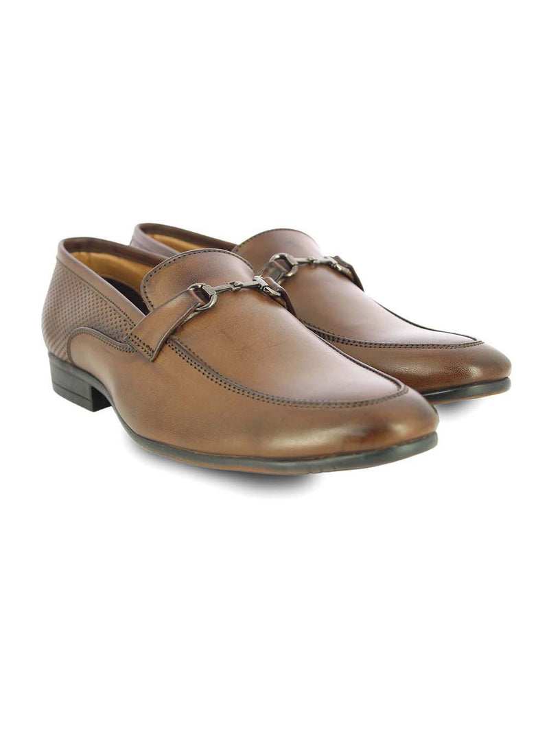Alberto Torresi Men'S Callu Brown Formal Shoes