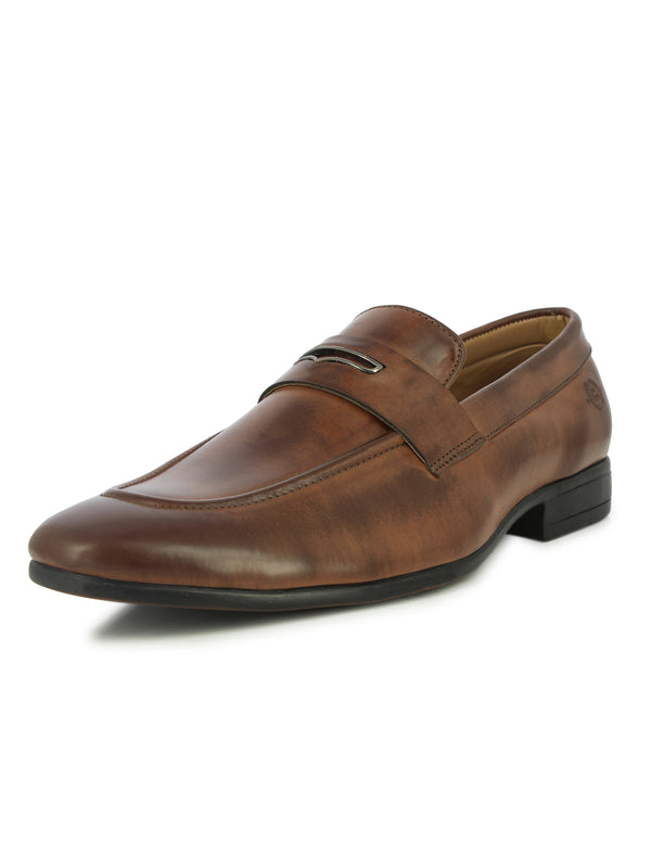 Alberto Torresi Men'S Mason Brown Formal Shoes