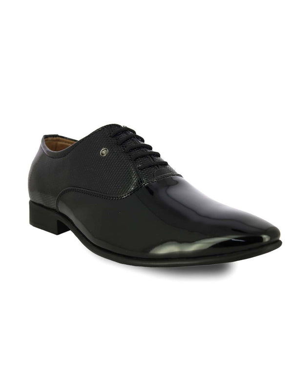 Alberto Torresi Men'S Liam Black Formal Shoes