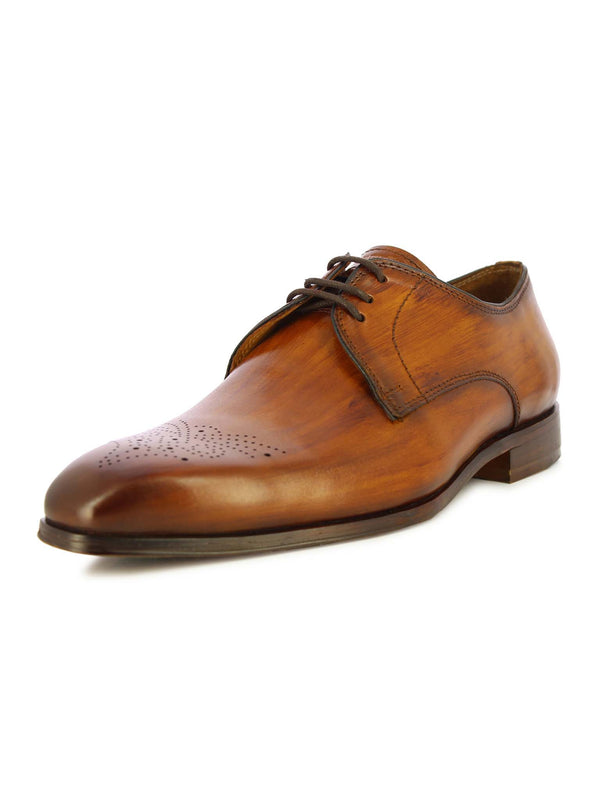 Alberto Torresi Men Alecto Tan Formal Shoes