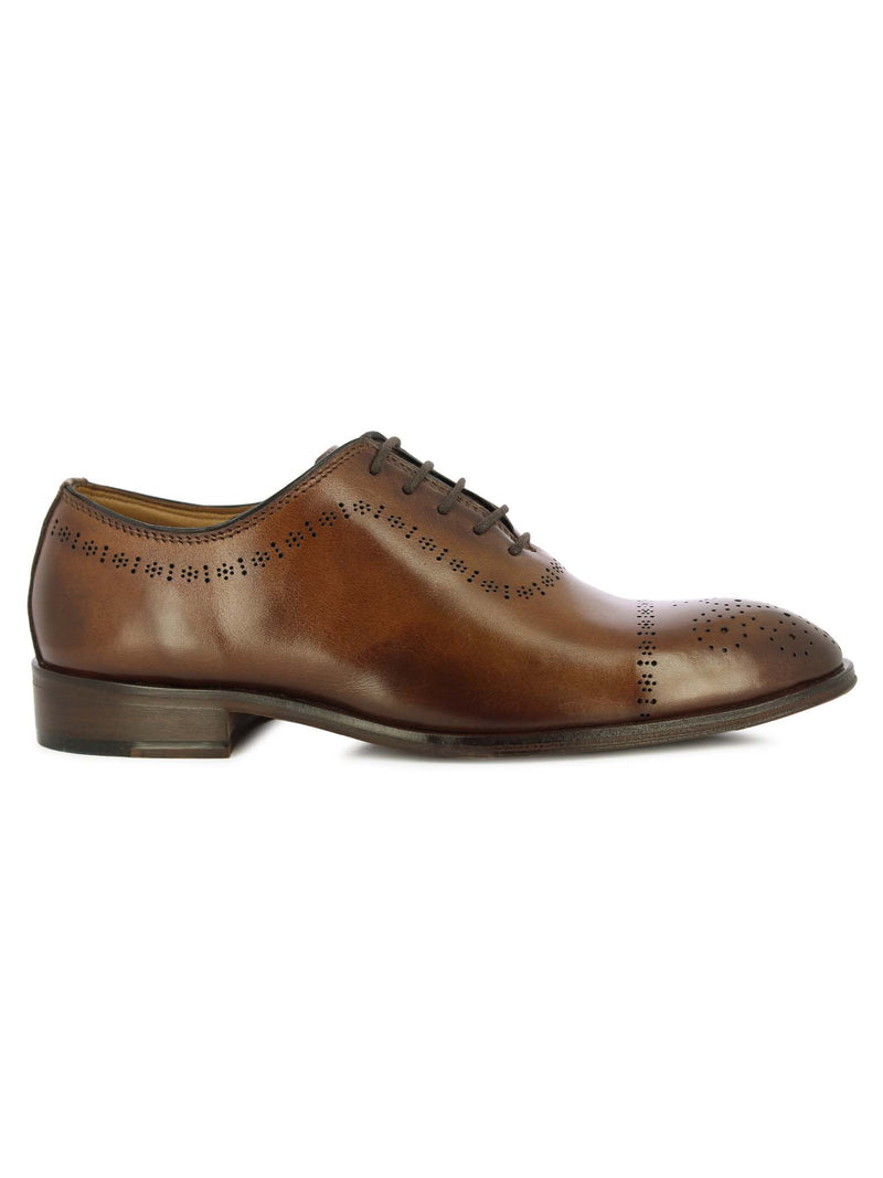 Alberto Torresi Men Ernest Tan Brogues
