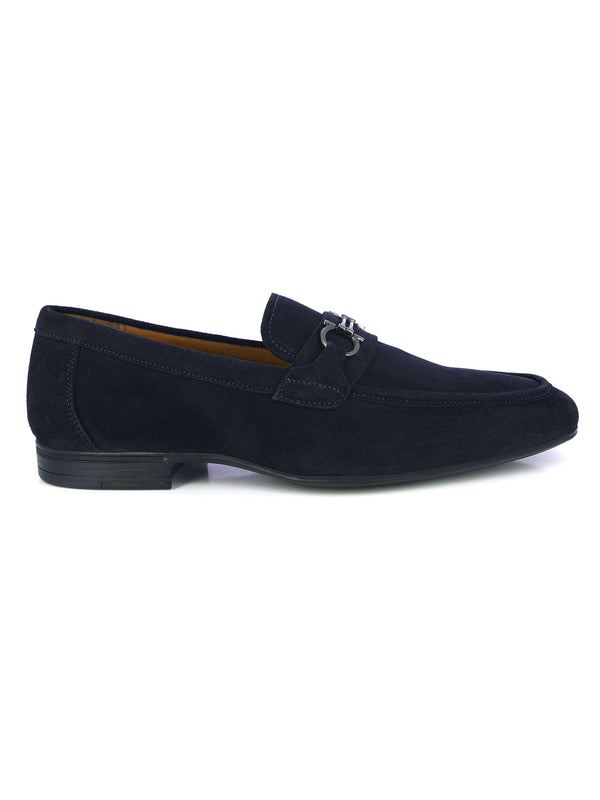 Alberto Torresi Navy Luco Slip-On For Men