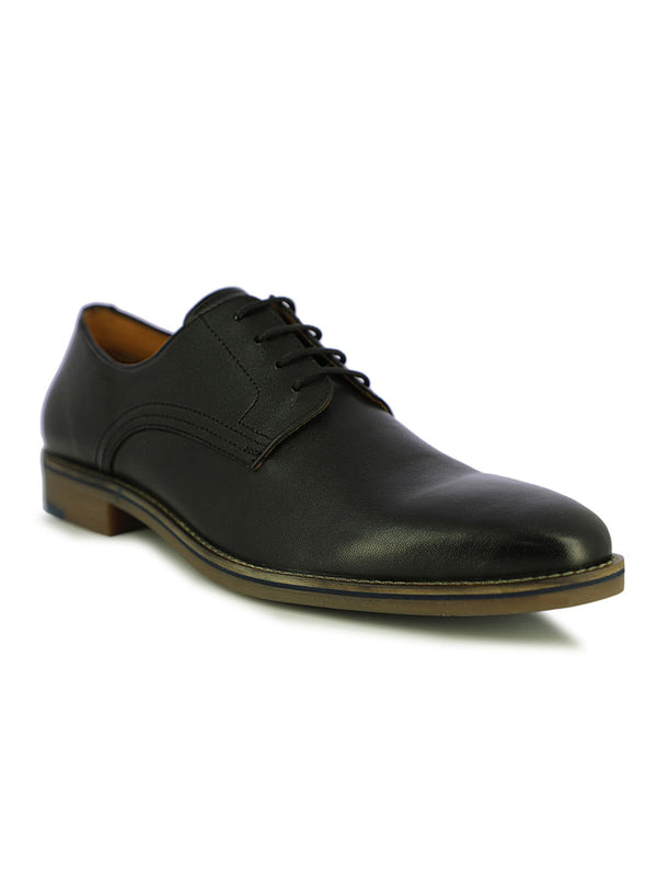 Jacob Men's Black Formal Shoes