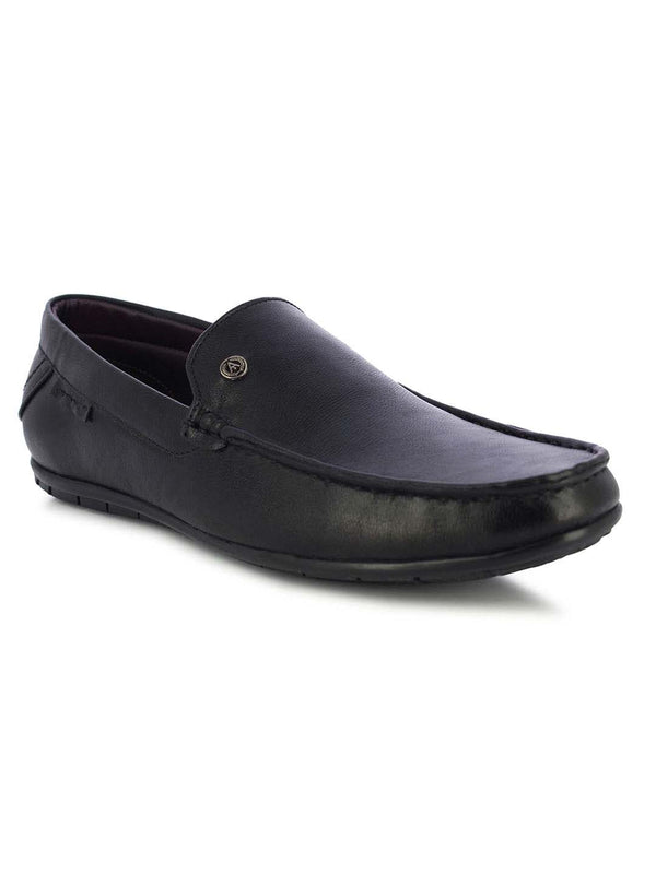 Alberto Torresi Neuss Black Men's Loafers