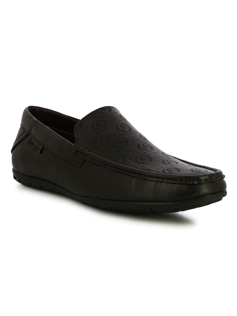 Alberto Torresi Men's Zeus Brown Loafers