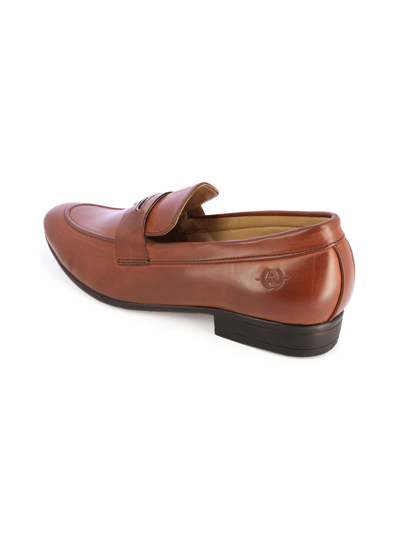 Alberto Torresi Men's Brown Formal Shoes