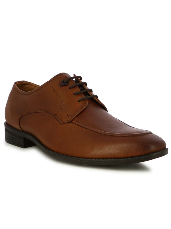 Alberto Torresi York Men's Tan Oxfords