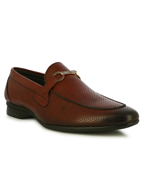 Alberto Torresi Men Maltis Bordo Formal Slipons